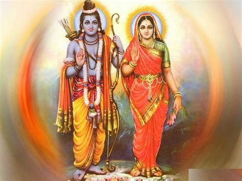 ram hindu god beautiful wallpapers hindu god lord rama wallpapers