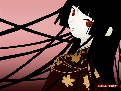 From Hell Girl Jigoku Shoujo Newhairstylesformen2014 Com   from hell girl jigoku shoujo newhairstylesformen2014