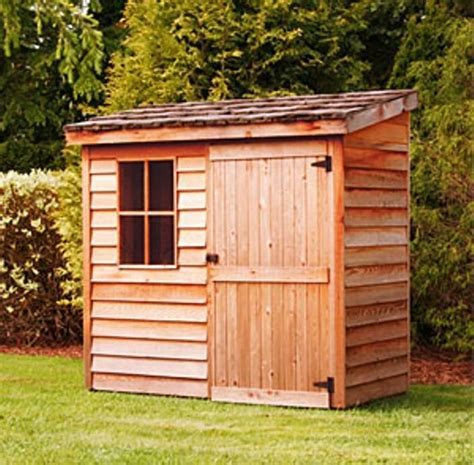 outdoor shed big ideas  small backyard destination