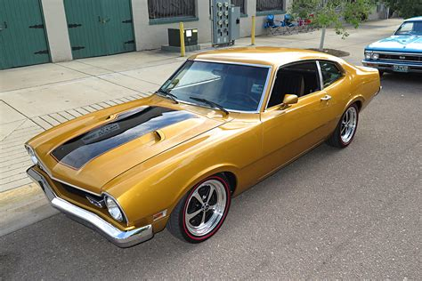 best ford this 1973 ford maverick is the best ford in a ford at nsra