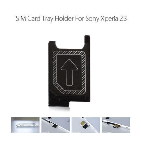 sim trays sony xperia z3 sim card tray holder for sale in johannesburg id 206051282