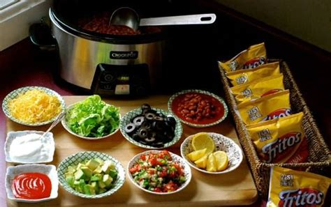 chili toppings bar 17 migliori idee su chili bar su pinterest bar di cibo