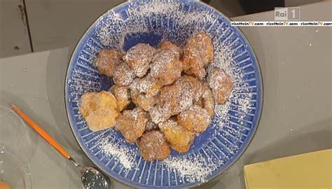 moroni dolci di casa la prova cuoco ricetta frittelle di riso di moroni