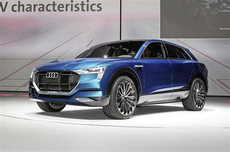 2020 Audi Q6 by Audi Q6 E Quattro Confirmed For Production Autocar