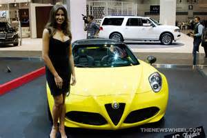 Cars Models Why Do Models Pose Beside Cars At Auto Shows The