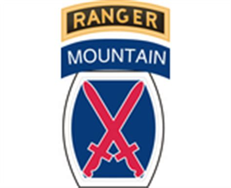 Kyle Cutting Sticker Us Army 10th Mountain Division 10th mountain division with ranger tab sticker decal