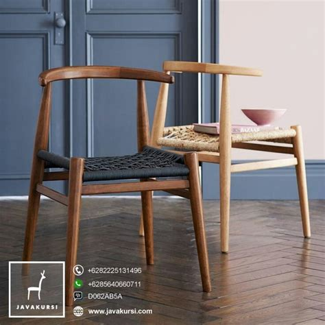 Jual Kursi Cafe Rotan jual kursi makan cafe kayu rotan furniture kursi jepara