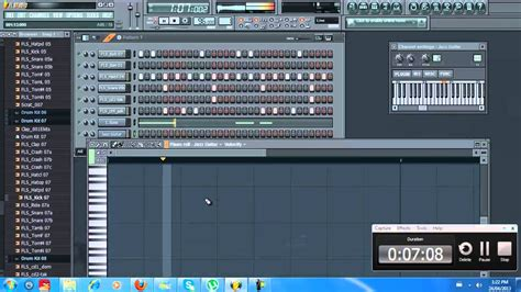 fl studio drum pattern tutorial how to create a simple reggae beat on fl studio youtube