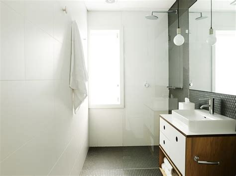 Large White Wall Tiles Bathroom by Bathroom Large Matt White Tiles On Wall Black