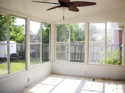 screen room windows vinyl windows for screened porch