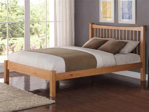 Flintshire Furniture by Flintshire Furniture Aston American Oak Bed Buy