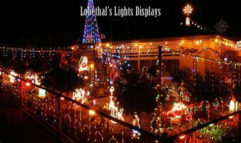 lights of lobethal festival 10 30 dec 2017 what s on for adelaide families