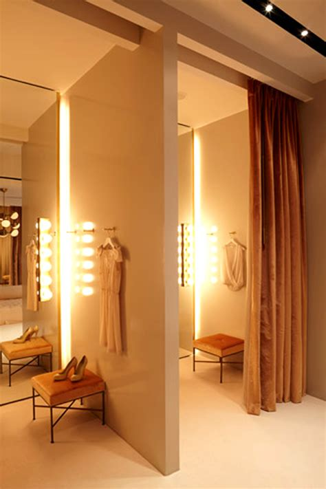Dressing Room of Fashion Retail Store Interior Design, Honor NYC « United States Design Images