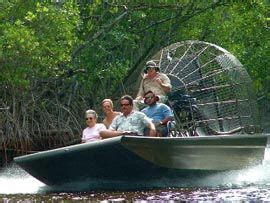 everglades fan boat tour boats florida and boat tours on pinterest