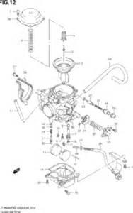 Suzuki Vinson 500 Carburetor Suzuki Vinson Carburetor Diagram Suzuki Get Free Image