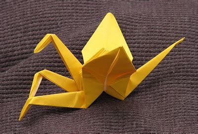 3 Headed Origami - boston origami three headed crane