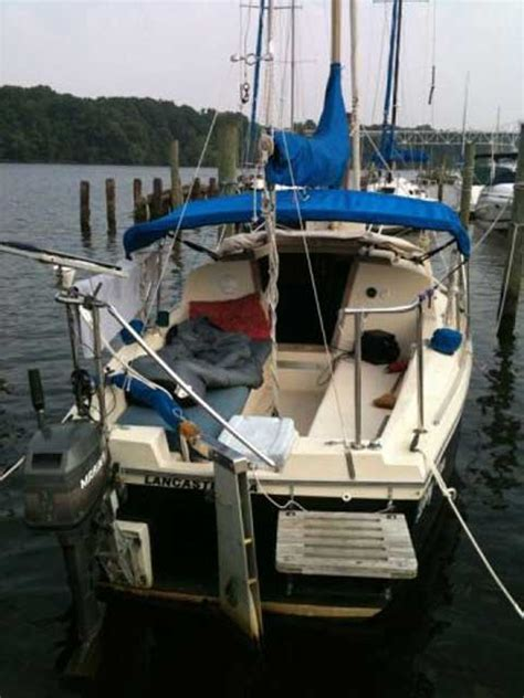largest swing keel sailboat helms 25ft swing keel 1976 lancaster pennsylvania