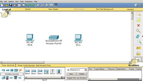 cara membuat jaringan wifi internet cara membuat jaringan wireless dengan cisco packet tracer