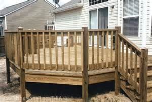 Patio Railing Designs Simple Deck Railing Designs House Design And Planning