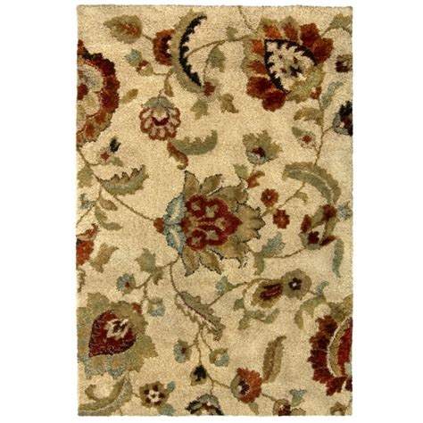 lowes rug runners lowes rug runners allen roth cliffony rectangular indoor machine made photos 96 rugs design