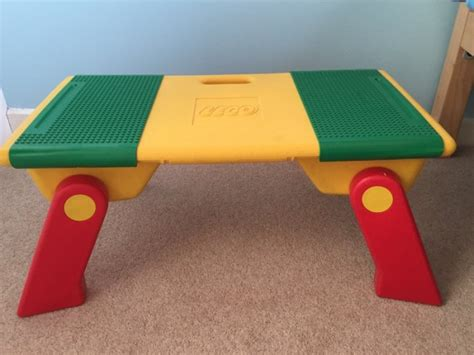 diy portable lego table portable lego table with storage for sale in perrystown dublin from oksanab
