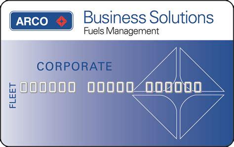 Arco Gas Gift Card - arco business gas cards program arco fleet card fleetcards usa