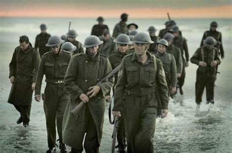 dunkirk bbc film dunkirk the real words of these british soldiers will
