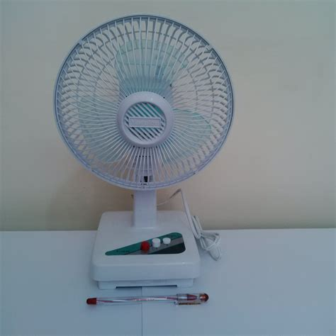 Kipas Angin Maspion Power Fan jual kipas angin meja 7 inch maspion bravo