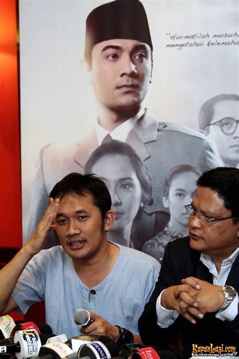 film soekarno by hanung bramantyo guruh soekarno putra anggap film soekarno berbahaya