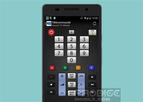 Tv Samsung Di Electronic Solution t 233 l 233 commande android pour t 233 l 233 vision samsung