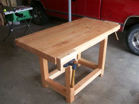 woodworkers bench plans woodwork wood work tables pdf plans