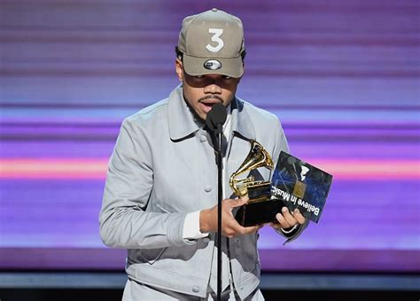 coloring book chance the rapper grammy chance the rapper makes history only coloring