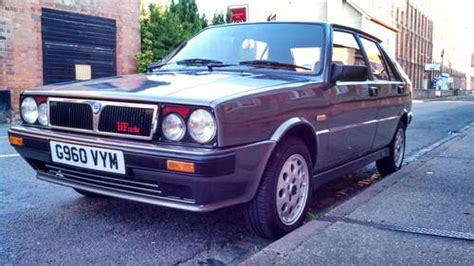 Lancia Delta Hf Turbo For Sale Lancia Delta Hf Turbo Ie Taxed Tested Sold 1990 On