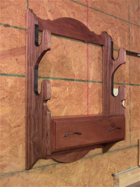 gun rack woodworking plans make a gun rack by woodjedintraining lumberjocks