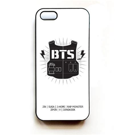 Hp Iphone 4 S jual custom a157 casing handphone bts boyband kpop korea hp iphone 4 4s 5 5s 6 6s samsung