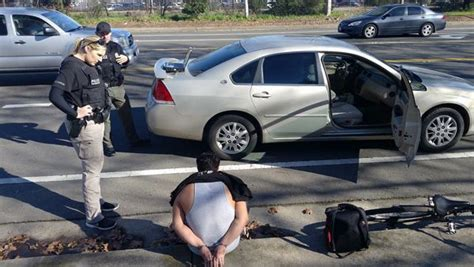 Rancho Cordova Arrest Records Busy Week For Rancho Cordova Enforcement