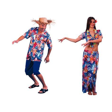 fotos trajes hawainas disfraces de hawaianos pareja env 237 o garantizado 48h