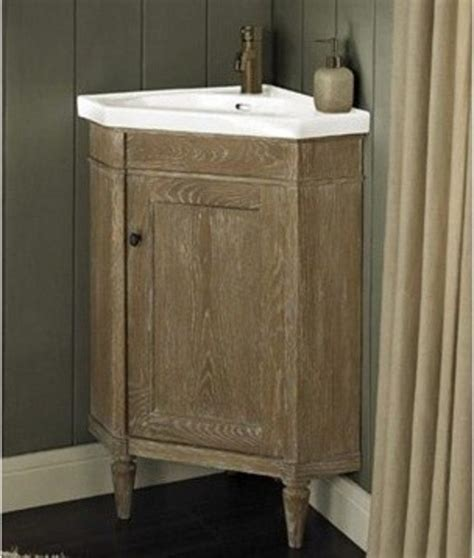 corner sink and vanity 33 stunning rustic bathroom vanity ideas remodeling expense