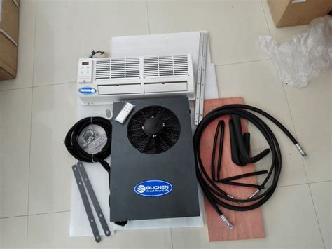 low voltage air conditioner 1000 images about electric truck air conditioner on