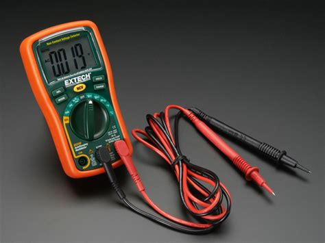 Multimeter Digital Winner extech ex330 12 function autoranging multimeter ex330 id