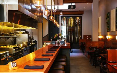 the barrel room in fidi offers a rotating menu happy hour