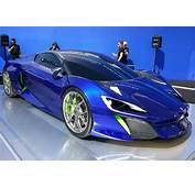 Spanish Startup Unveils 1000 Horsepower Boreas Supercar