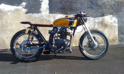 1973 honda cb350 brat tracker cafe 4200 original no reserve clean cb