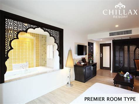 room type luxury premier room type with chillax resort