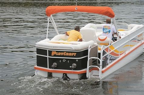 playcraft 2700 io pontoon stuff pinterest ios - Pontoon Stuff
