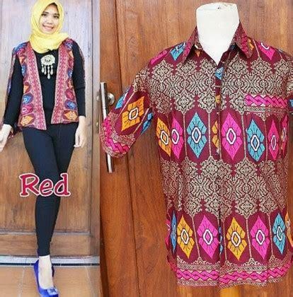 Celana Batik Kombinasi 15 koleksi batik casual untuk remaja wanita muda