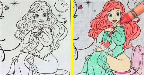 15 Coloring Book Artists Who Went Way Outside The Lines