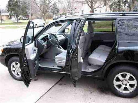 Toyota Highlander Seats 7 Sell Used 2006 Toyota Highlander Sport Suv 4 Door V6