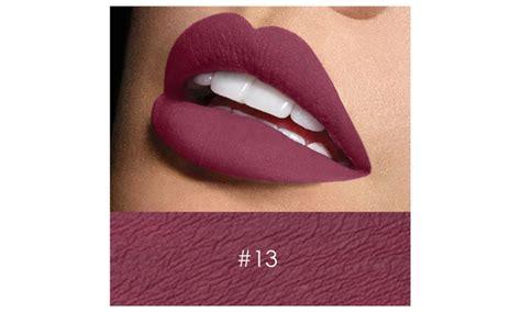 Focallure Lipcream Matte Shade 51 up to 87 on focallure liquid lipstick groupon goods