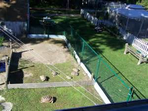 Outdoor Sulcata Tortoise Enclosure http://www.turtlerescues.org